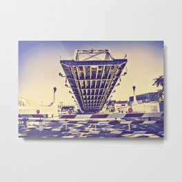 lift....bridge Metal Print