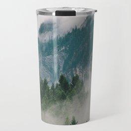 Vancouver Fog Travel Mug