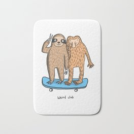 Weird Club Bath Mat