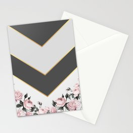 Always beautiful roses Stationery Cards