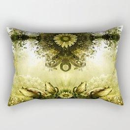 """""""(Victorian) Catch"""" Rectangular Pillow"""