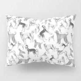 4 Hounds Pillow Sham