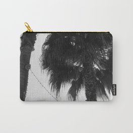 Black Trees, Grey Sky Carry-All Pouch