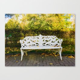 Take Your Time Photography Canvas Print