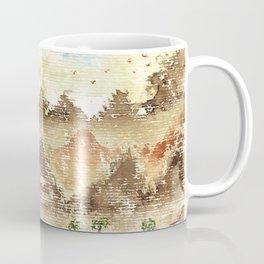 Landscape Nature Watercolor Art Coffee Mug
