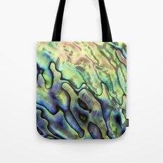 Sea Shell Texture Tote Bag