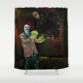 Juggles Shower Curtain