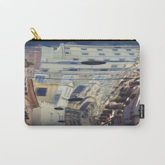 Napoli street Carry-All Pouch