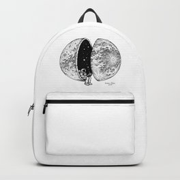 Chilling in Space Backpack