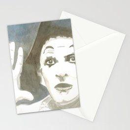 Marcel Marceau Stationery Cards