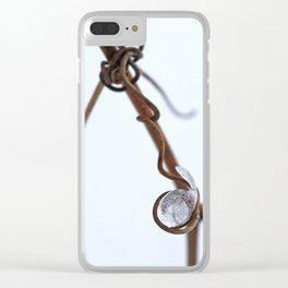 Nature15 Clear iPhone Case