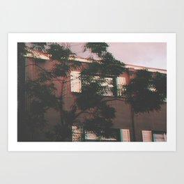 Blur Sweet Blur Art Print