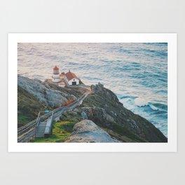 Point Reyes Art Print