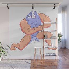 MERMAY Wall Mural