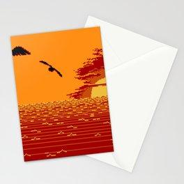 Bluebirds Stationery Cards