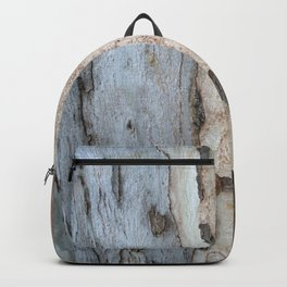 Bark Of A Eucalyptus Tree  Backpack