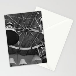 Going Back in Time Stationery Cards