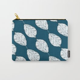 Beech Leaves Carry-All Pouch