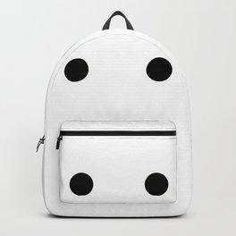 Nine Black Circles Backpack