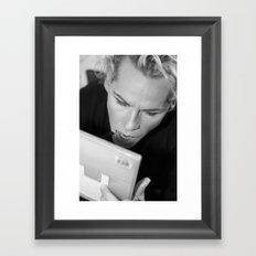 Laurent Framed Art Print