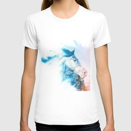 Arabian horse side view T-shirt