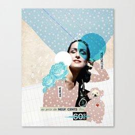 Avarice Canvas Print