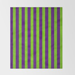 Stripes Collection: Magic Throw Blanket