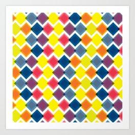 BP 79 Diamonds Art Print