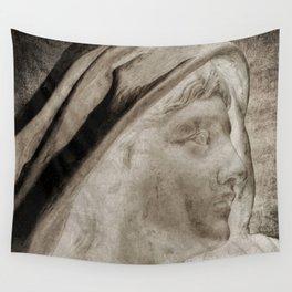 Lady Angel Celestial Woman Spiritual Art A145 Wall Tapestry