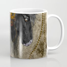 Beautiful wild horse Coffee Mug