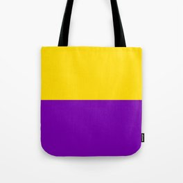 Intersex Flag Tote Bag