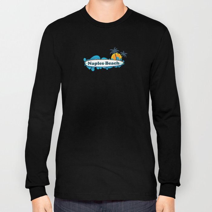 Naples Florida. Long Sleeve T-shirt