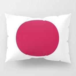 Flag of Japan - Japanese Flag Pillow Sham