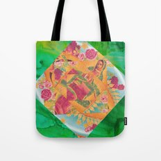 Our Lady Of Guadalupe II Tote Bag