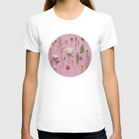 cassia beck T-shirts featuring Wild Flowers by Cassia Beck