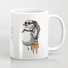 Rectum-respirare-Pinguyn Coffee Mug