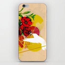 humming iPhone Skin