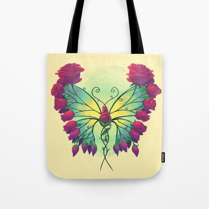 Essence of Nature - Harmonious Bouquet Tote Bag