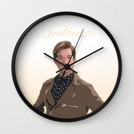 John Mulaney (SNL - Jealous?) Wall Clock