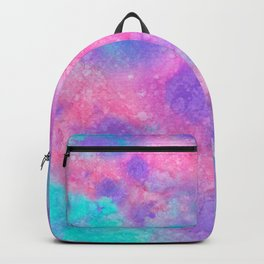 Ink Play - Abstract 02 Backpack