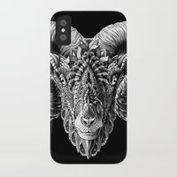 bioworkz iPhone & iPod Cases featuring Ram Head by BIOWORKZ