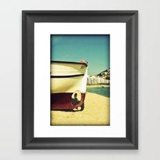 Blanes Framed Art Print