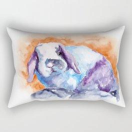 BUNNY#11 Rectangular Pillow