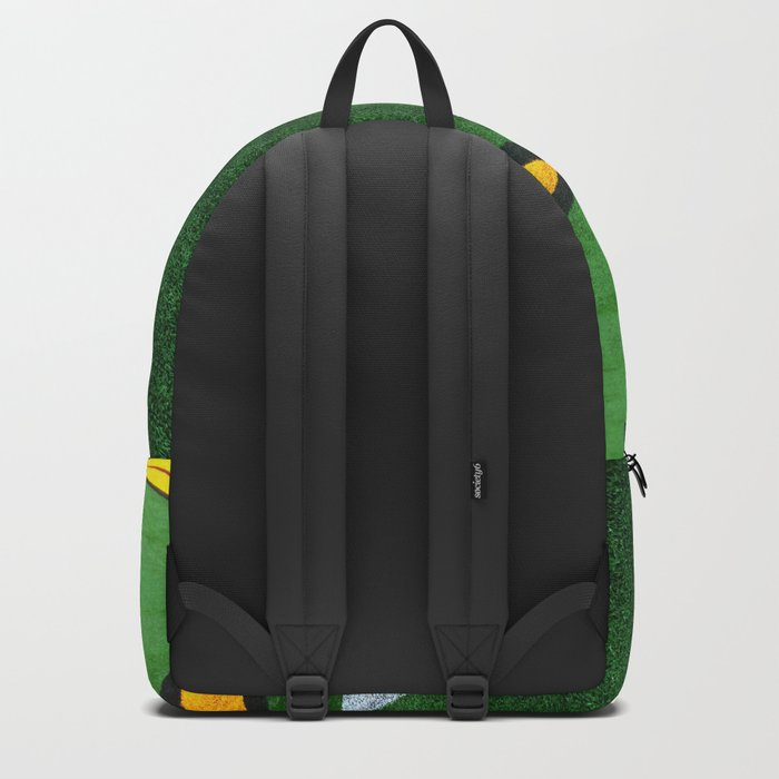 Rugby playing field Backpack