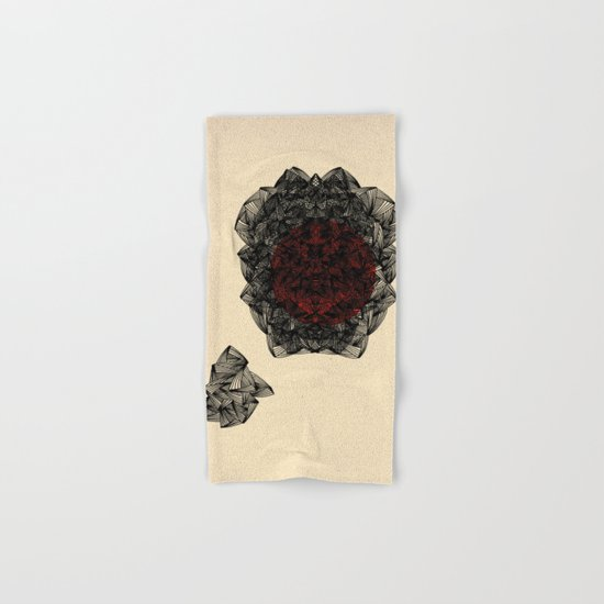 - cosmos_02 - Hand & Bath Towel