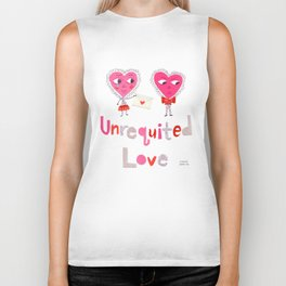 Unrequited Love Biker Tank