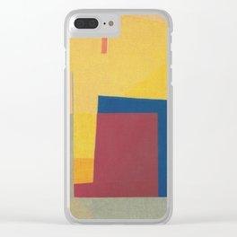 Finn Juhl in Arpoador Clear iPhone Case