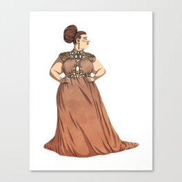 Dress #1 Canvas Print