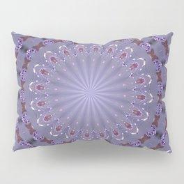PURPLE BUTTERFLIES AND BEADS Pillow Sham