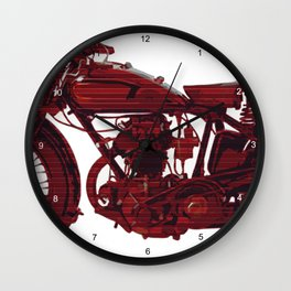 AJS Wall Clock